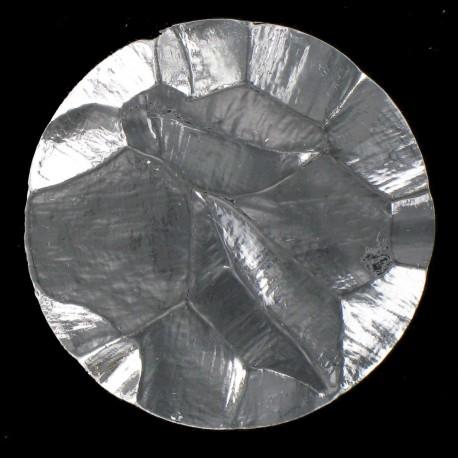 glass cabochons verre clair DOME 4 épaisseur courbée cabochons 18 mm Transparent