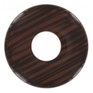 Disc, marbled, 70 mm