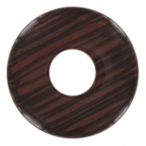 rondelle marbrée 70 mm
