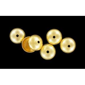 Gilded cap 12x5 mm