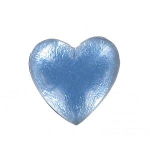 Heart cabochon montana 25 mm